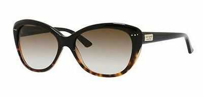 Genuine Kate Spade Angelique - Sunglasses Replacement Lenses - Gradient Brown