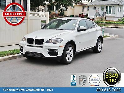 2014 Bmw X6 Xdrive 3.5 Sport Activity Package