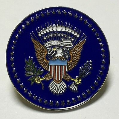 United States Army E Pluribus Unum With Eagle And Shield And Stars Pin -1726