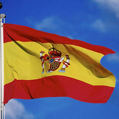 3x5 Spain Flag Spanish Banner Country Pennant Bandera Outdoor 150 x 90cm