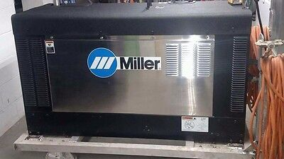 2012 Miller Pipe Pro 350 welding machine with stainless package and remote