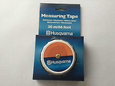 Husqvarna forestry tape 20mtr 66ft for logging , forestry workers