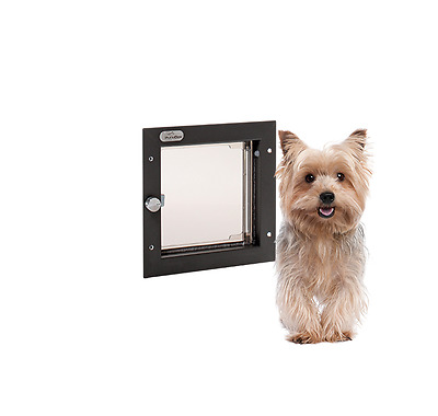 Plexidor Dog Doors- All Sizes and Finishes