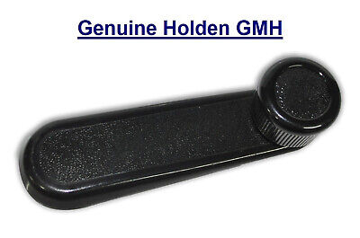 Genuine Holden Commodore Window Winder Handle VB VC VH VK VL Door Manual Black