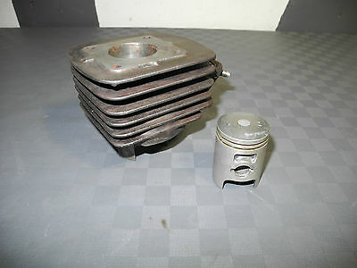 CYLINDER WITH PISTON CYLINDER WITH PISTON Honda SZX50 NEW
