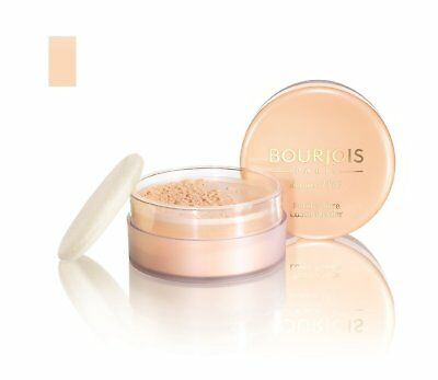 Bourjois Paris Loose Powder & Silky Puff Sealed 32g - Choose Your Shade