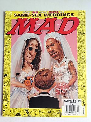 Mad Magazine May 1997 Number 357 USA Issue - Free UK Postage