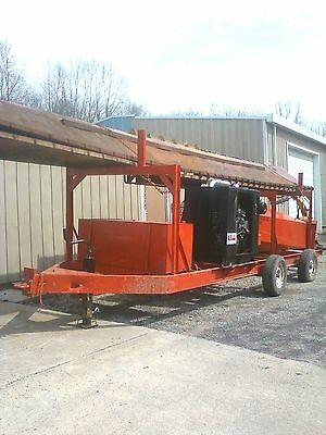 BRUSH BURNER / TRENCH BURNERS/ FOR RENT McPherson . Air Curtain . Pit Burners