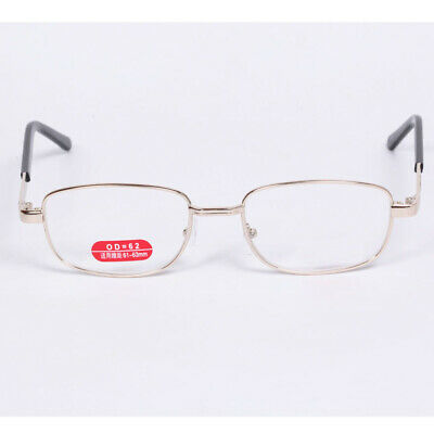 7b922b385f Trendy Metal Frames Unisex Reading Glasses+4.5+5.0+5.5+6.0 Strength Reading