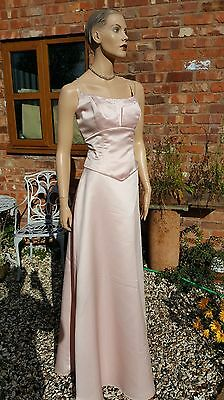Kelsey rose size 12 14 pre worn evening races for Pre worn wedding dresses