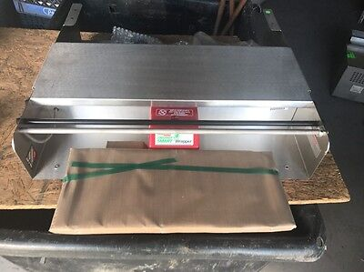 HEATSEAL MODEL 625ES Energy Saver Hand Heat Wrapping Station - FREE SHIPPING!!