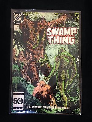 Swamp Thing Issue 47 - Alan Moore, Stan Woch, Ron Randall, Dc Comics