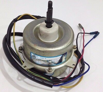 Air Conditioning Outdoor Motor Ydk-26B-6 26W 6 Pole Single Phase 0.43A 50/60Hz