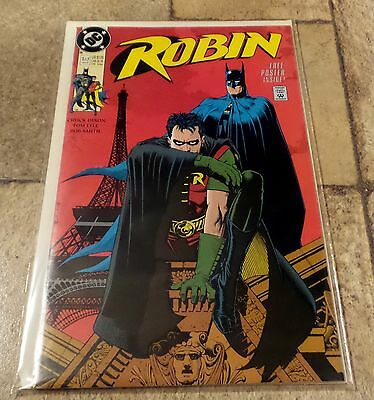 DC Comics Robin (Batman & Robin) Jan. 1991, Issue 1 of 5, Mint