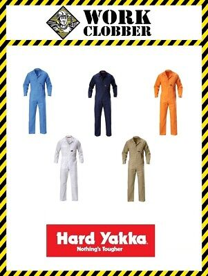Hard Yakka Lightweight Coverall Y00030 NEW WITH TAGS!