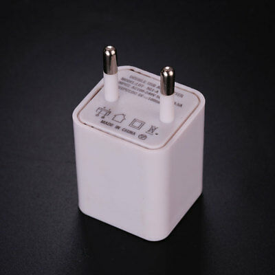 White Charger Tracker Audio Recorde Spy Wall Charger GSM Tracker Device