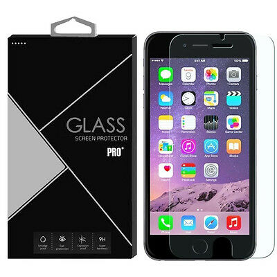 9H Premium Real Tempered Glass Screen Protector Film Guard For Apple iPhone 5/5S