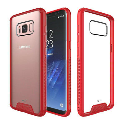 Ultra Thin Slim Shockproof Matte Back Case Cover Skin For Samsung Galaxy S8