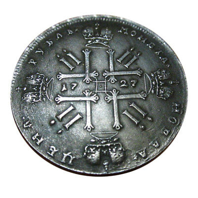Foreign Cross Pattern Silver Coins Brass Copper Antique Property Defend