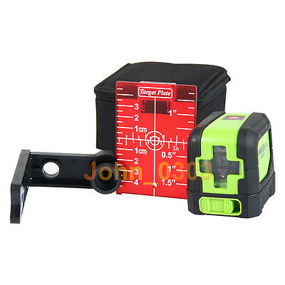 Self Leveler Leveling Kit Laser Level Meter Horizontal Vertical Cross Line 9011R