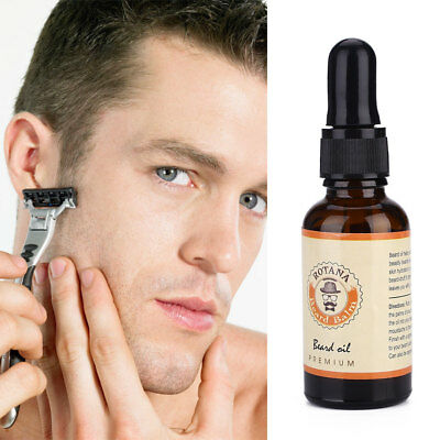 Shave Oil Clean Function Beard Skincare Moisturize Plant Essence Gift Health
