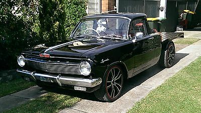 Holden ej ute modified 350 chevy auto