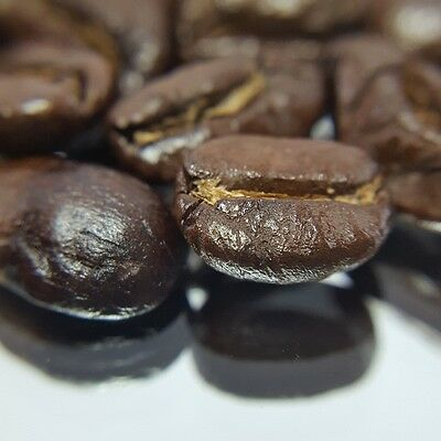 Arabica Roasted Coffee Whole Beans from Thailand Espresso Premium Machine Flavor