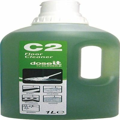 DoseIT C2 Floor Cleaner 1 Litre (Pack of 8) 2W06307 [2W06307]