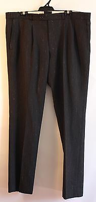 "LARGE 1980's MENS PANTS. WAIST 41"" / 104CM. ORIGINAL VINTAGE."