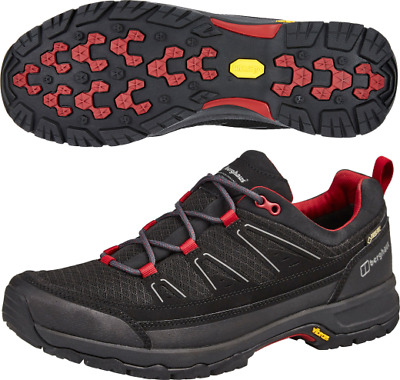 Berghaus Mens Explorer Active GTX Waterproof Hiking Shoes RRP £115 Bargain!!