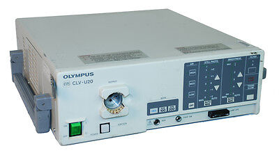Olympus Light Source CLV-U20 525
