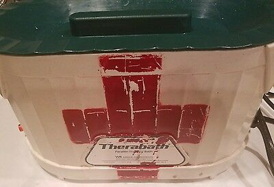 Therabath Wr Medical Tb 5 Thermotherapy Paraffin Wax Therapy Foot Arthritis Pain