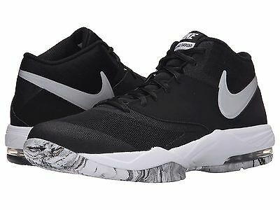 New NIKE AIR MAX EMERGENT Men's Running Shoes 818954 001 Black White sz 11