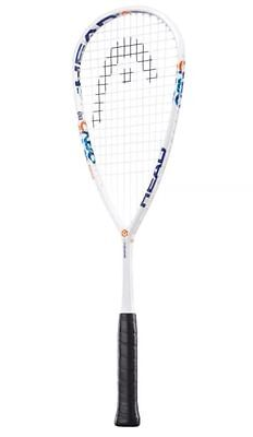 Head Graphene XT Cyano 110 Squash Racket FREE POST UK.WITH COVER.