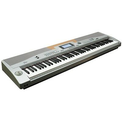yamaha clavinovo pf keyboard with 88 weighted keys. Black Bedroom Furniture Sets. Home Design Ideas