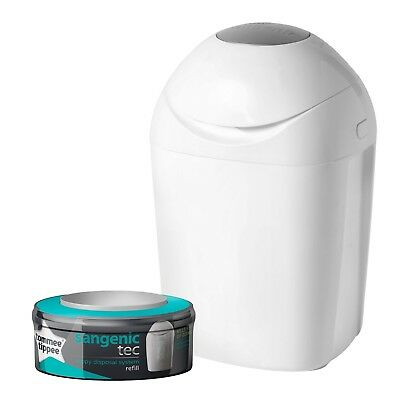 Tommee Tippee Sangenic Nappy Sacks Disposal BIn Tub Compatible Refill Cassette