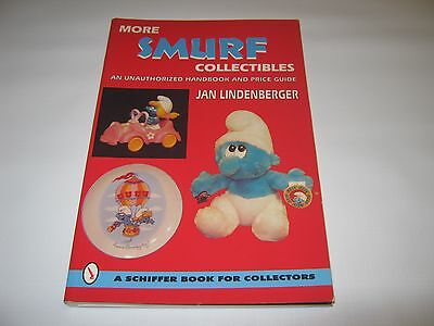 More Smurf Collectible Unauthorized 1998 Price Guide Book