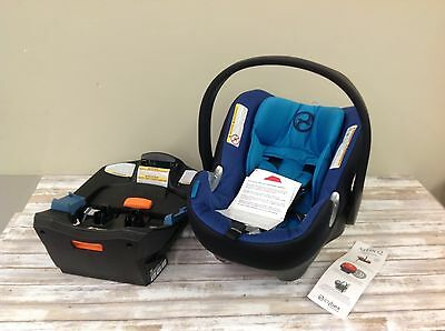 Cybex Aton Q Infant Car Seat - True Blue (515104287)