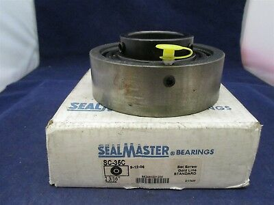 SealMaster Bearing   SC-35C New