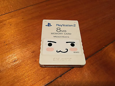 NEW PS2 FREE MCBOOT v1.953 Mod Chip GENUINE Sony 8MB Memory Card FMCB MC BOOT