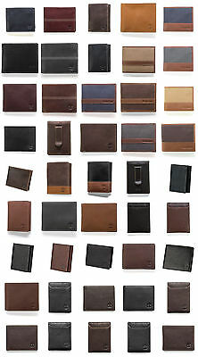 Timberland NWT men's leather wallets assortment 24pcs. [T24-wallets24]  eFashion