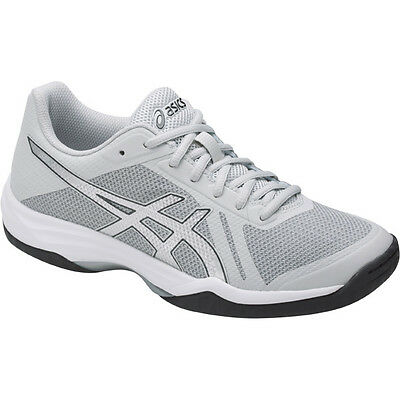Asics Gel-Tactic Womens Volleyball Shoes, Gray B752N-9693
