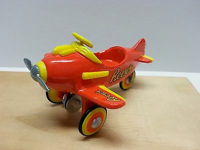 1998 Xonex Diecast Replica - REESE'S PEDAL PLANE - 1/18 Scale Limited to 5000