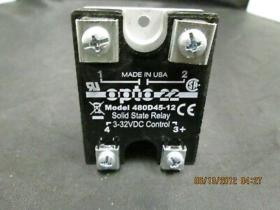 Opto 22 480D45-12 Solid State Relay new