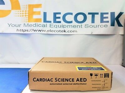 Cardiac Science Powerheart G3 Automatic AED