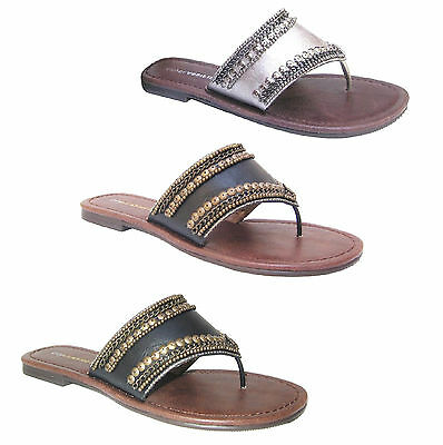 a7808fab3ce09c SODA SHOE WOMEN Flip Flop Flat Summer Basic Sandals Thongs Royal ...