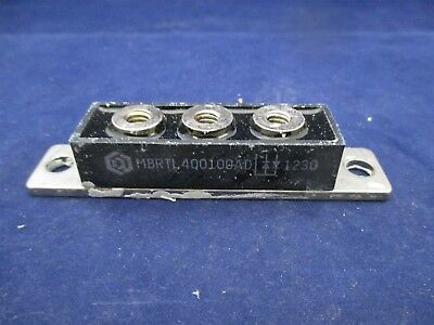 MBRTL400100AD Diode Module