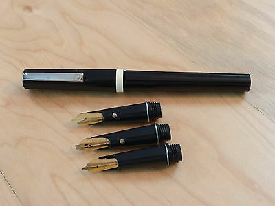 Vintage Lot Of Fountain Pen Lead Pencils Calligraphy