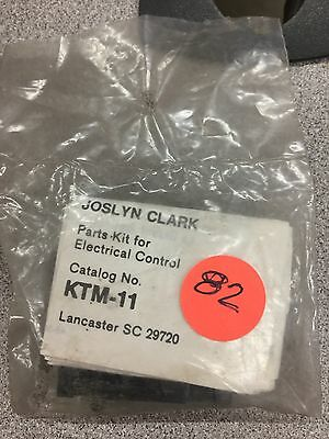 New In Package Josyln Clark Auxiliary Contact Ktm-11