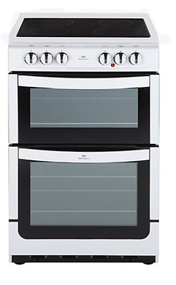 New World Freestanding Oven - Electric (NW541ETCWHI)